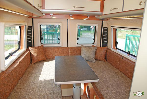 Transporter, LKW oder Bus zum Wohnwagen umbauen lassen ...